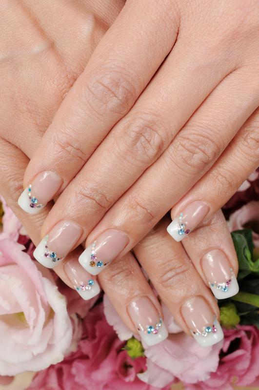 image of nail art